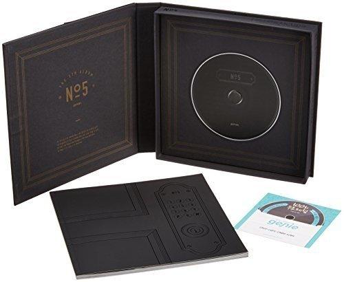 CD : 2PM - No 5 (vol 5) (Asia - Import)