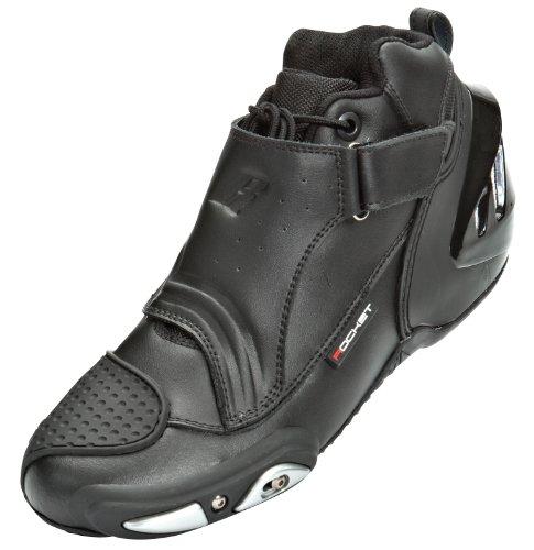 Joe Rocket Velocity V2X Men's Riding Shoes Sports Bike Racing Motorcycle Boots - Black / Size 7 by Joe Rocket (Image #3)