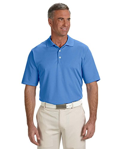 adidas Golf Mens Climalite Solid Polo (A170) -Oasis -XL
