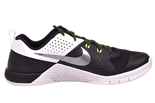 metallic Cool Da volt White Black Scarpe 1 Corsa Metcon black Grey Metallic Grey Z4Uvwn