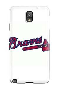 Best 9487951K746817881 atlanta braves MLB Sports & Colleges best Note 3 cases