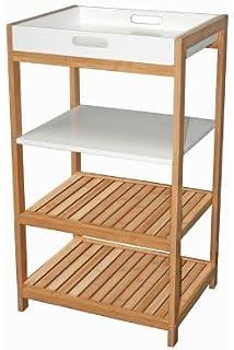 Badschrank holz weiß  Waschtischunterschrank Holz Weiß | gispatcher.com