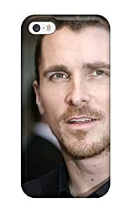 High Quality ZippyDoritEduard Christian Bale Skin Case Cover Specially Designed For Iphone - 5/5s