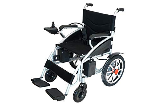 - ComfyGO Electric Wheelchair Folding Motorized Power Wheelchairs FDA Registered Device