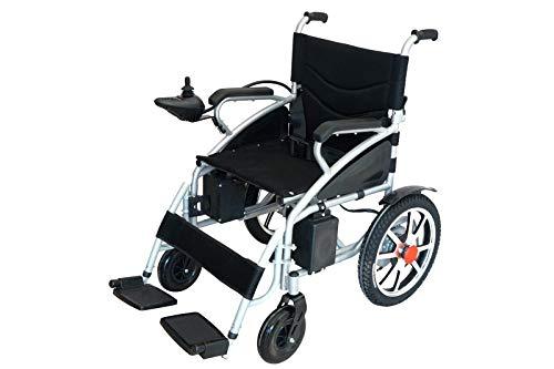 ComfyGO Electric Wheelchair Folding Motorized Power Wheelchairs FDA Registered Device ()