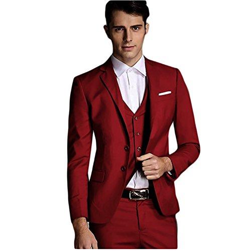 Modern 3 Piece Blazer Jacket Trousers