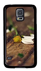 Samsung Galaxy S5 nature flower colorful 21 PC Custom Samsung Galaxy S5 Case Cover Black