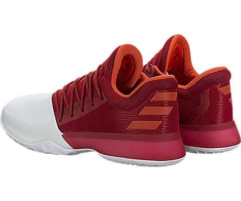 0e463a96e35e3 adidas Kids Unisex Basketball Harden Vol.1 Shoes #BY3483 (5.5 M Big ...