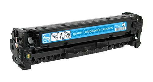 Hp Cc531a Cyan Toner (Inksters Remanufactured Toner Cartridge Replacement for HP 2025/Canon 118 Toner Cyan, CC531A (HP 304A) / 2661B001AA)