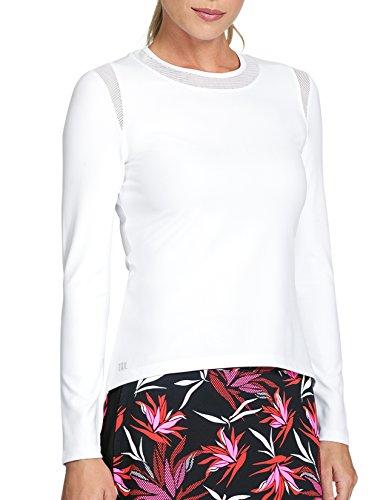 Tail Activewear Women's Seymour Top Large White