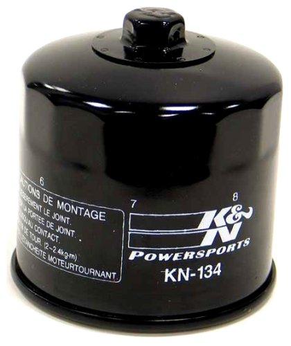 K&N KN-134 Suzuki High Performance Oil Filter by K&N (Image #1)