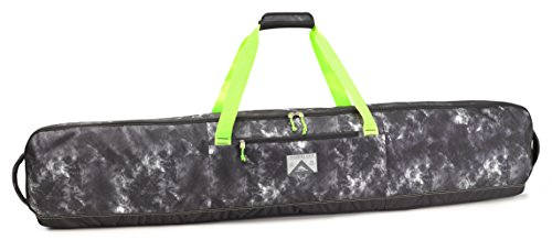 High Sierra Padded Snowboard Bag, Atmosphere/Black/Zest