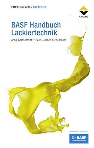 BASF Handbuch Lackiertechnik (FARBE UND LACK // BIBLIOTHEK)