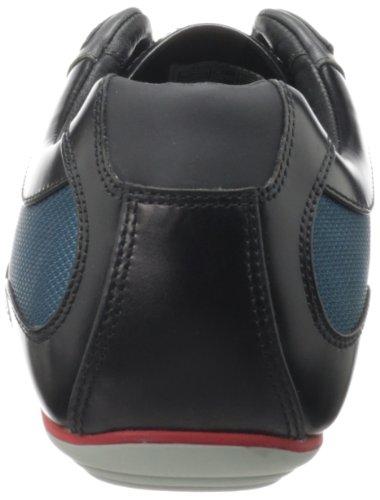 Hugo Thamio Mode Ouvert Sneaker Patron Mens Bleu Par nqF1U6
