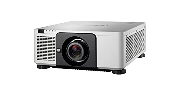 NEC PX1004UL Video - Proyector (10000 lúmenes ANSI, DLP, WUXGA ...