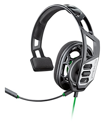 Plantronics Gaming Headset, RIG 100HX Gaming Headset for Xbox One with Open Ear Full Range Chat