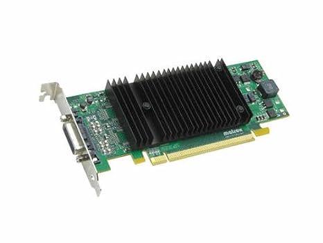Matrox P690 LP - Tarjeta gráfica pasiva (PCI-e, 128 MB ...
