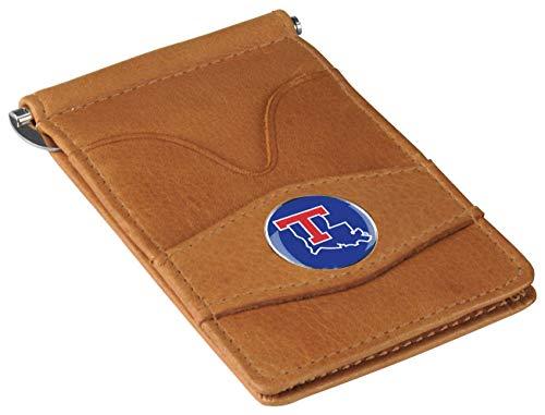 NCAA Louisiana Tech Bulldogs - Players Wallet - Tan