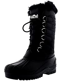 Amazon.com: Lace-up - Knee-High / Boots: Clothing, Shoes & Jewelry