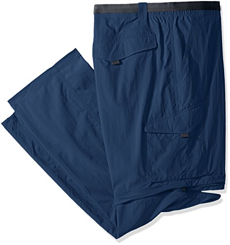Silver Pant Dark Ridge Mountain Columbia Convertible SqdUSw