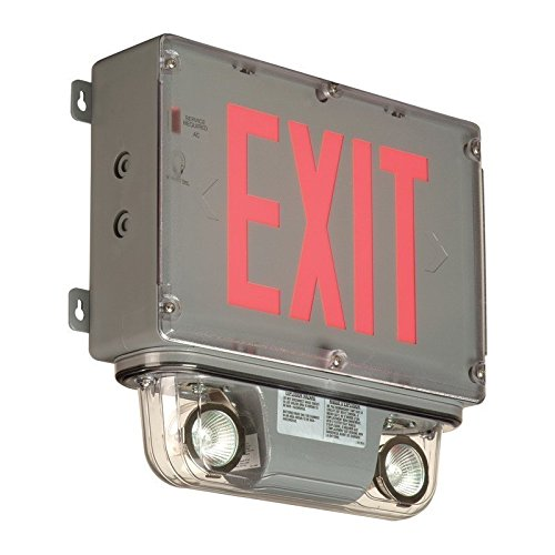Explosion Proof Exit Signs - Explosion Proof Exit Sign Combination
