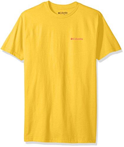 Columbia Apparel Men's Ripley T-Shirt, Stinger, XX-Large