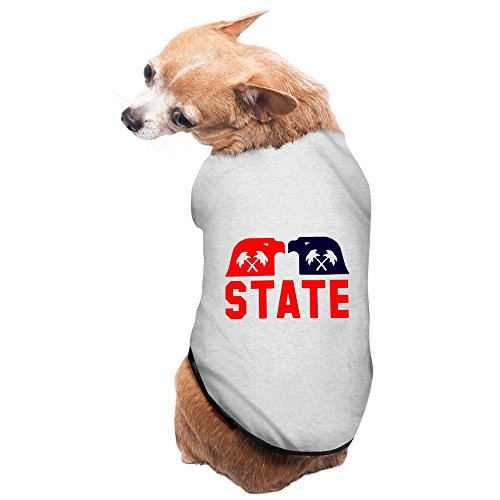 Gray Eagles State White Blue Pet Supplies Dog Jackets Pet Costumes For (Dj Pauly D Costume)