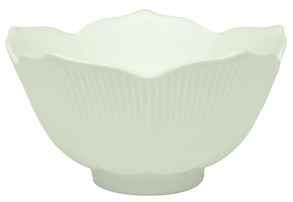 HIC 10-Ounce Porcelain Lotus Bowl by HIC Harold Import Co. (Image #1)