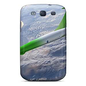 Galaxy S3 Cases Covers Skin : Premium High Quality Space Shuttle Nasa Experimental Aircraft Cases