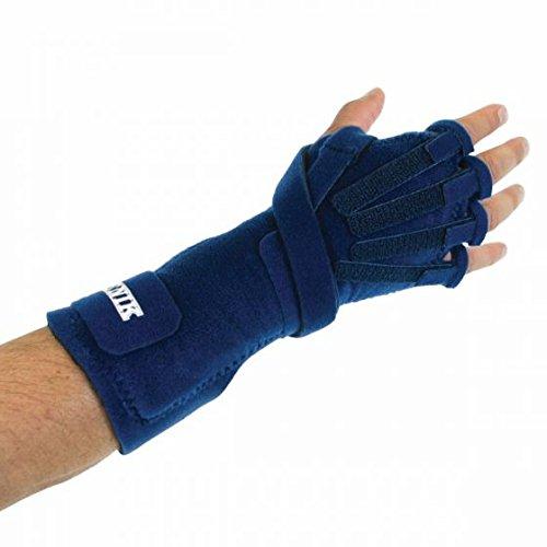 Benik W-711 Forearm Based Radial Nerve Splint, Left, Medium/Large, Forearm & Wrist Support Brace by Benik