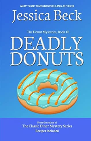 book cover of Deadly Donuts