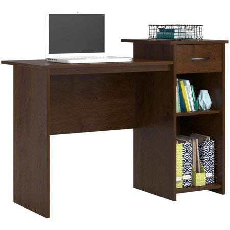 Mainstays Student Desk Northfield Alder + Cleaning Cloth by Mainstay