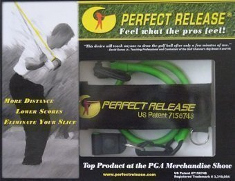 Perfect Release Golf Club Swing Plane Trainer Aid by Perfect ...