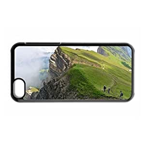 Customized America Photography Award Cell Phone Case for Iphone 5C with Odle, Dolomites Mountain Range _8980756