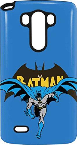 DC Comics Batman LG G3 Stylus Pro Case - Batman Vintage Pro Case For Your LG G3 Stylus (Lg Phone G3 Batman Case)