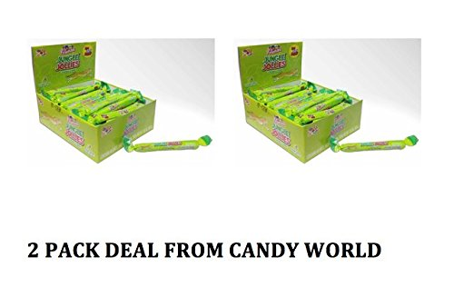 Jungle Jollies Apple 2 PACK DEAL 96 CT ( From Candy -