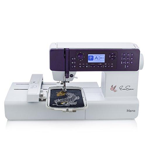 9. EverSewn Hero - 400-Stitch Computerized Sewing Machine