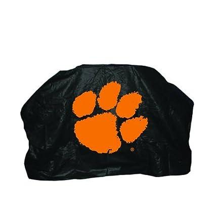 Amazon.com: NCAA Clemson Tigers 68-inch cubierta de parrilla ...