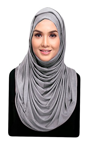Hanas Womens Cotton Jersey Hijab product image