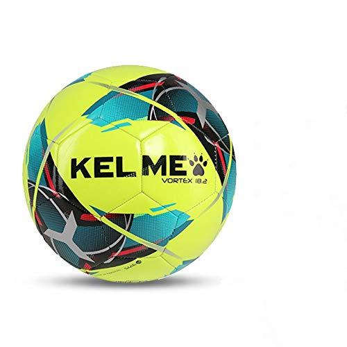 aolongwl Balón de fútbol Balón De Fútbol Profesional Competición De Entrenamiento Juvenil Corte Manual Balón De Fútbol…