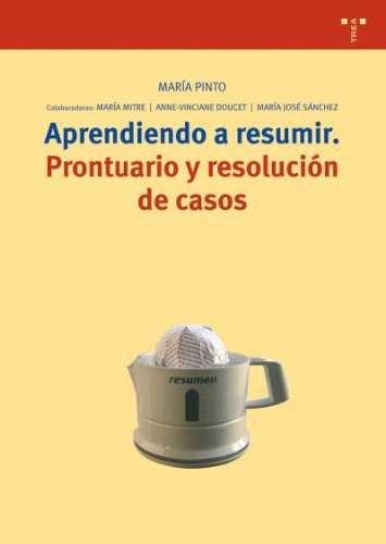 Descargar Libro Aprendiendo A Resumir: Prontuario Y Resolución De Casos María Pinto Molina