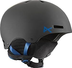 Anon Herren Snowboardhelm Raider, black/blue EU, L, 13276100040