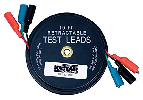 Lang Tools (1129) Retractable Test Lead