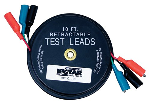 tractable Test Lead (10' Length Lead)