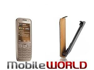 MobileWorld Premium ultra fino Funda con tapa carcasa cubierta para NOKIA E52