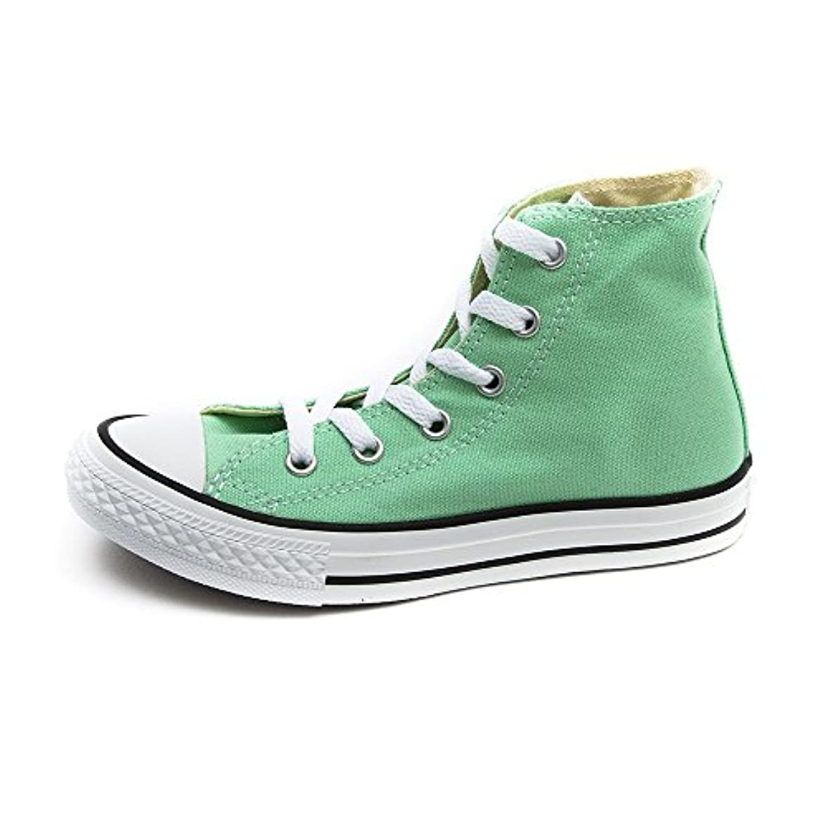 Converse Sneaker All Star Hi Canvas Verde Menta Eu 29