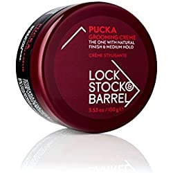 Lock Stock & Barrel - Pucka Grooming Creme - 100gr / 3.53oz