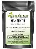 Milk Thistle - 10% Natural Seed Fine Powder Extract (Silybum marianum), 10 kg