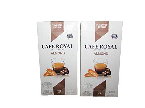 20 Cafe Royal Nespresso Style Coffee Pods - Swiss Coffee ...