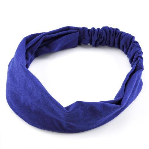 Beyondfashion Women Multi Use 3 in 1 Hair Head Scarf Wrap Alice Band  Bandana Head wrap Cap Elastic Bohoy (Navy blue)  Amazon.co.uk  Health    Personal Care 13aa02e0184